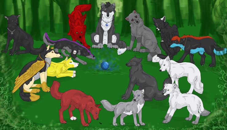 wolf pack rpg online game